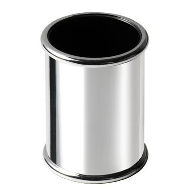 Picture of TORRE METAL PEN POT in Silver