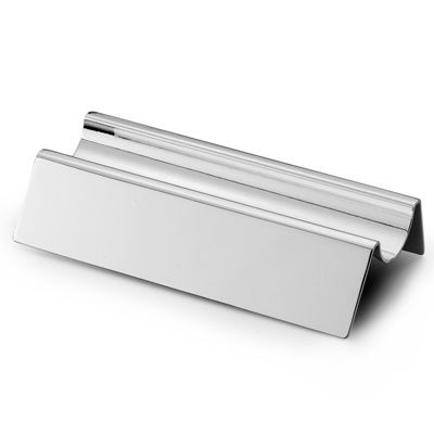 Picture of UNIVERSAL METAL DESK STAND PEN HOLDER in Silver