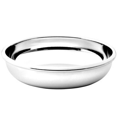 Picture of METAL BOWL in Silver