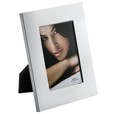 Picture of METAL PHOTO FRAME in Silver