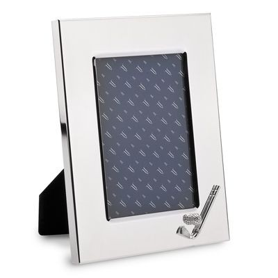Picture of GOLF METAL PHOTO FRAME in Silver