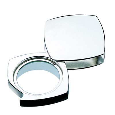 Picture of EVOLUTION METAL POCKET MAGNIFIER GLASS in Silver
