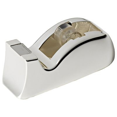 Picture of METAL TAPE DISPENSER in Silver
