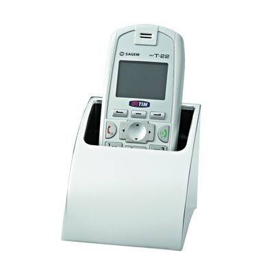 Picture of ROME METAL MOBILE PHONE HOLDER in Silver