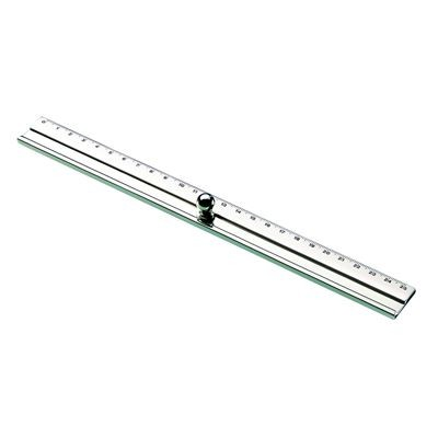 Picture of MAGELLAN METAL RULER in Silver