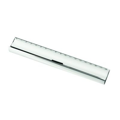 Picture of ELEGANCE METAL RULER in Silver