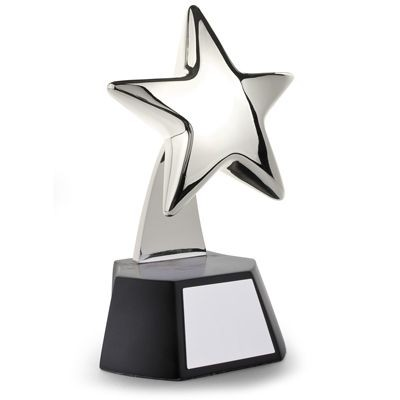 Picture of STELLA STAR TROPHY AWARD in Silver