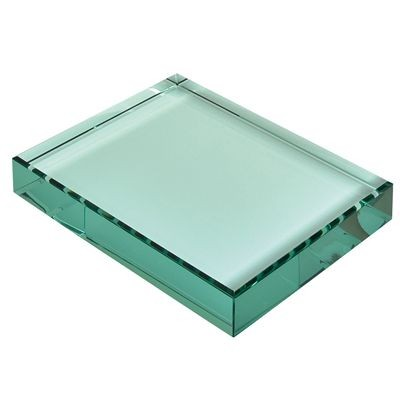 Picture of PAPERWEIGHT in Green Glass