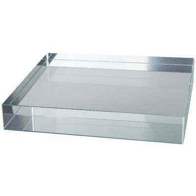 Picture of RECTANGULAR GLASS PAPERWEIGHT