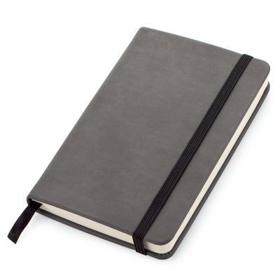 Picture of SMALL NOTE BOOK in Grey