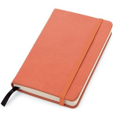 Picture of SMALL NOTE BOOK in Orange