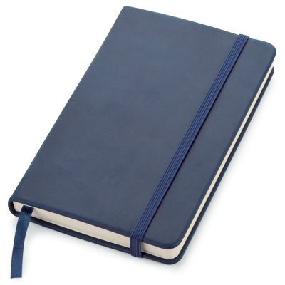 Picture of SMALL NOTE BOOK in Blue