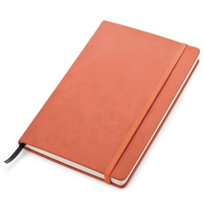 Picture of LARGE NOTE BOOK in Orange
