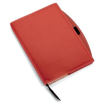 Picture of LARGE NOTE BOOK in Red