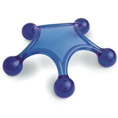 Picture of MASSAGER STAR in Blue Plastic