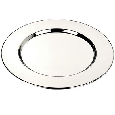 Picture of SMOOTH SILVER METAL TRAY