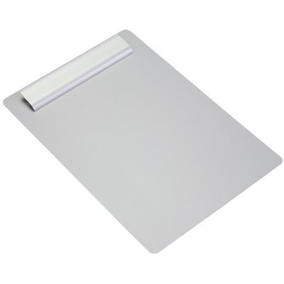 Picture of ALUMINIUM SILVER METAL CLIPBOARD