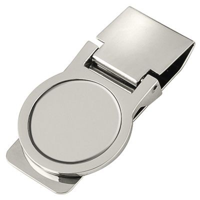 Picture of SILVER METAL MONEY CLIP
