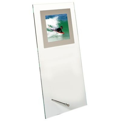 Picture of GLASS PHOTO FRAME
