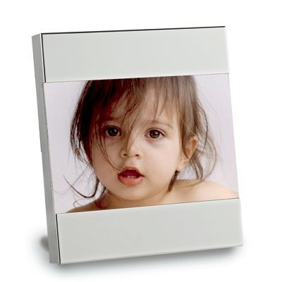 Picture of PHOTO FRAME in Silver Stainless Steel Metal