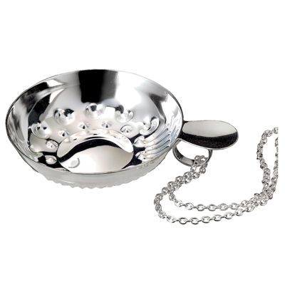 Picture of SILVER METAL WINE TASTER with Chain