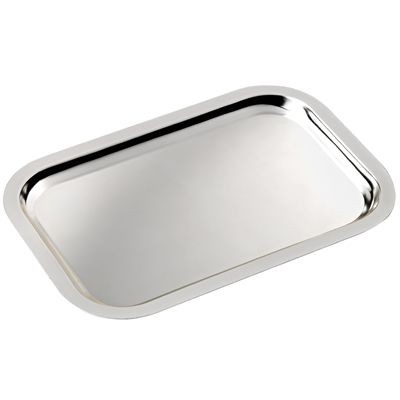 Picture of SILVER METAL TRAY