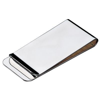 Picture of ELEGANCE ECO SILVER METAL MONEY CLIP