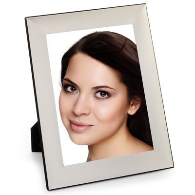 Picture of SILVER METAL PHOTO FRAME