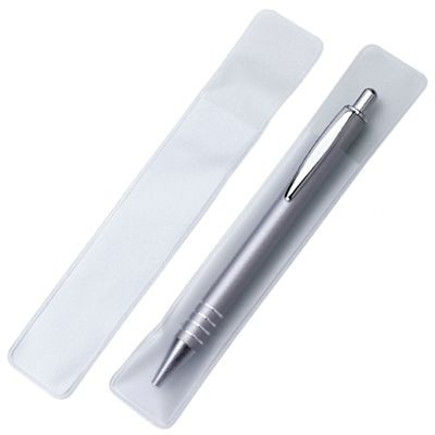 Picture of CLEAR TRANSPARENT PEN PRESENTATION SLEEVE