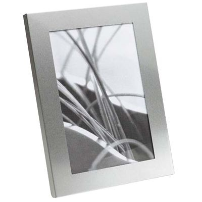 Picture of MATT ALUMINIUM SILVER METAL PHOTO FRAME
