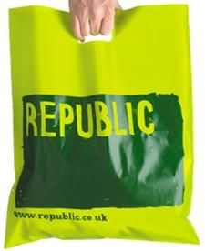 Picture of BIODEGRADABLE CARRIER BAG