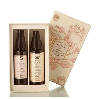 Picture of ROSE AND JASMINE FACE CARE BOX