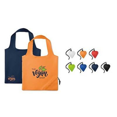 Picture of ECO FRIENDLY COTTON REUSABLE BAG in a Pouch