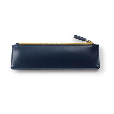 Picture of CROSS PEN POUCH with Trackr Bravo Gift Set in Midnight Blue