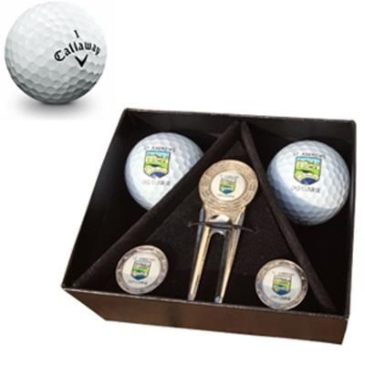 Picture of CALLAWAY SUNNINGDALE GOLF GIFT BOX