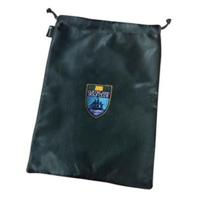 Picture of LEATHERETTE DC GOLF SHOE BAG