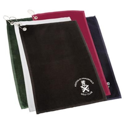 Picture of CAMBRIDGE VELOUR GOLF TOWEL
