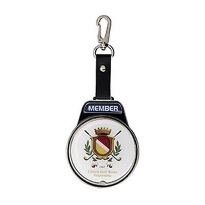 Picture of ELITE ROUND METAL GOLF BAG TAG