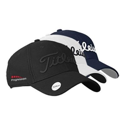 Picture of TITLEIST NEW GOLF BALL MARKER PRINTED PERFORMANCE CAP