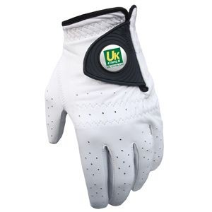 Picture of ELITE GOLF MARKER CABRETTA LEATHER GOLF GLOVES