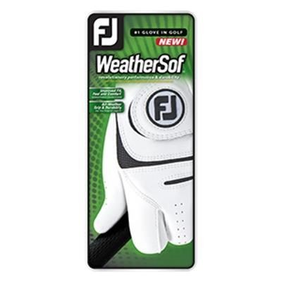 Picture of FOOTJOY WEATHERSOF Q MARK GOLF GLOVES