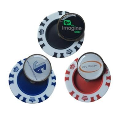 Picture of CROWN POKER CHIP