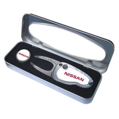 Picture of ICON METAL PITCHMASTER GOLF GIFT TIN