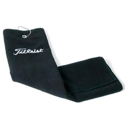 Picture of TITLEIST MICROFIBRE TRIFOLD GOLF TOWEL