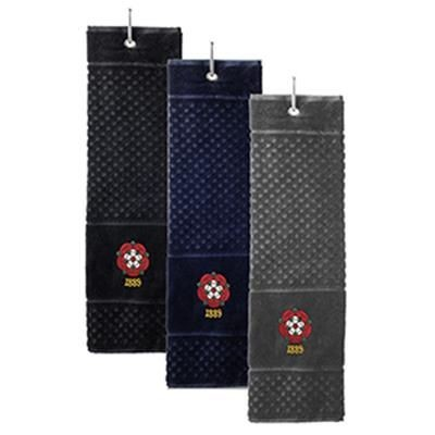 Picture of HEX LUXURY TRIFOLD GOLF TOWEL