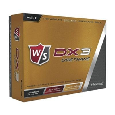 Picture of WILSON STAFF DX3 URETHANE GOLF BALL