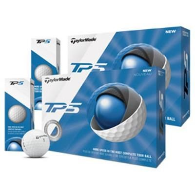 Picture of TAYLORMADE TP5 GOLF BALL