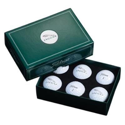 Picture of TITLEIST 6 BALL DOME BOX CBP6
