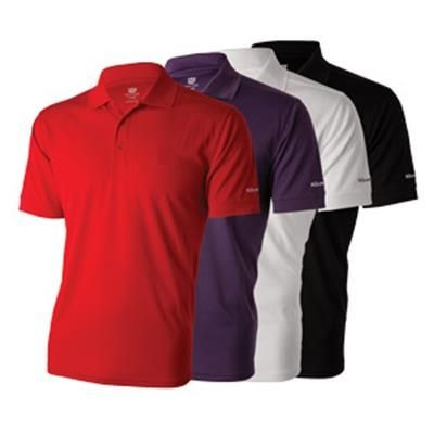 Picture of WILSON MENS AUTHENTIC POLO SHIRT