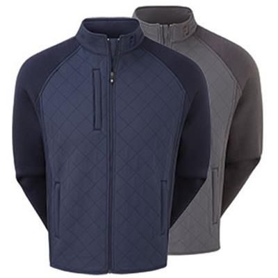 Picture of FOOTJOY FLEECE QUILTED JACKET